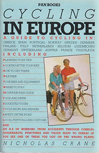 9780330285476: CYCLING IN EUROPE.