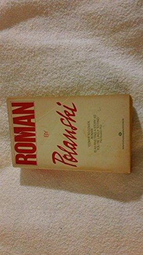 9780330285971: Roman by Polanski
