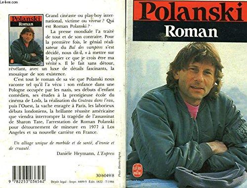 9780330285971: Roman