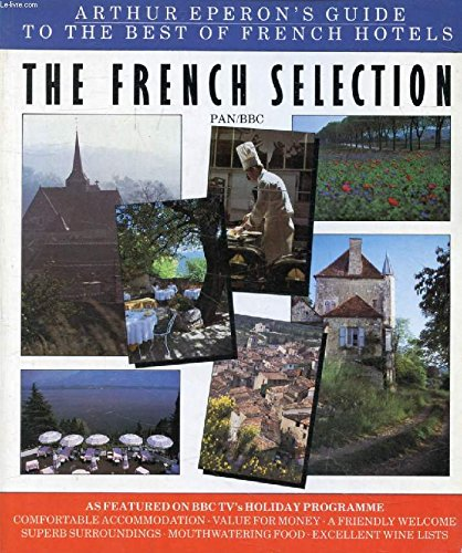 The French Selection (9780330286305) by Eperon, Arthur