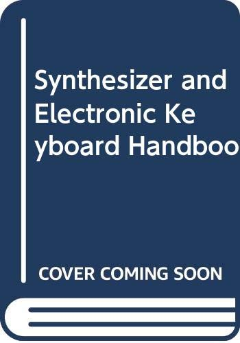 9780330286817: Synthesizer and Electronic Keyboard Handbook
