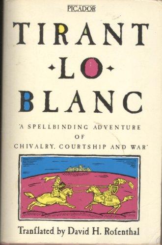 9780330288125: Tirant lo Blanc (Picador Books)