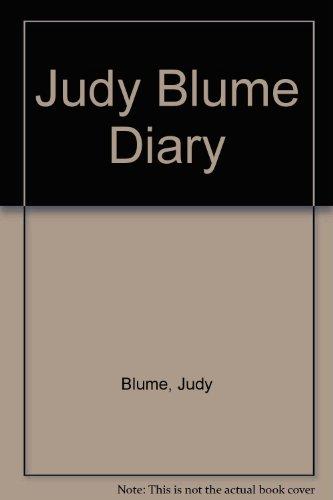 9780330288460: Judy Blume Diary