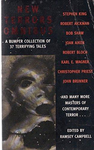 9780330288545: Omnibus of New Terrors
