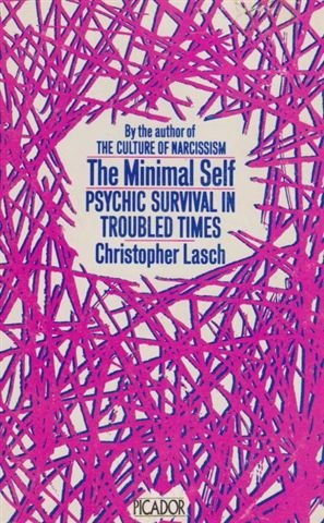 9780330289962: The Minimal Self: Psychic Survival in Troubled Times