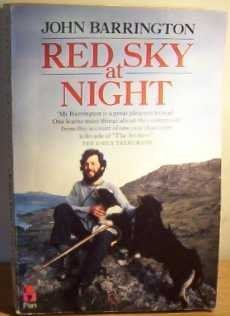 9780330290906: Red Sky at Night: Autobiography