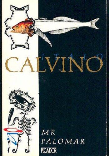 9780330290920: Mr.Palomar (Picador Books)