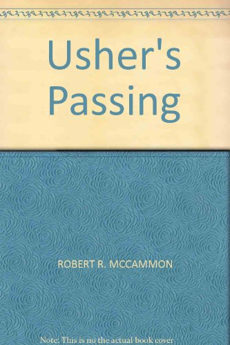 Usher's Passing (0330291351) by ROBERT R. MCCAMMON