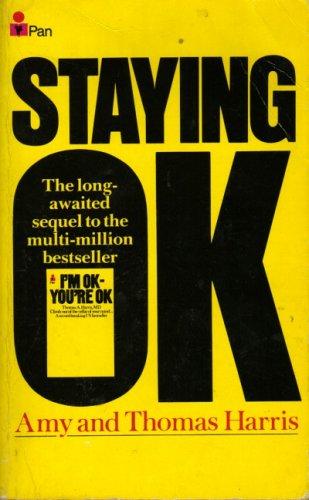 9780330291361: Staying O.K.