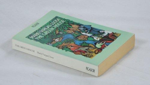 9780330292870: The Green House (Picador Books)