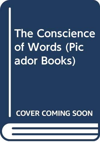 9780330293419: The Conscience of Words & Ear Witness
