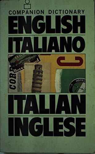 9780330293488: English-Italiano, Italian-Inglese Dictionary