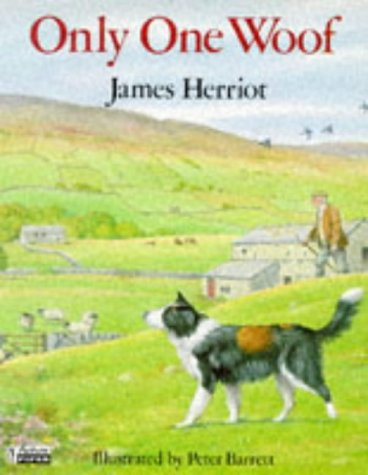 Only One Woof (Piccolo Books): Herriot, James