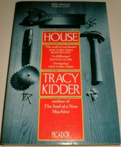 9780330293884: House (Picador Books)