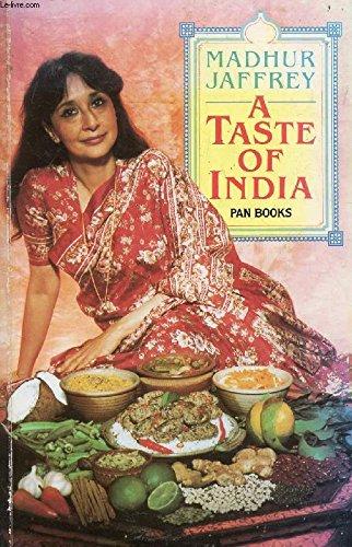 9780330293945: A Taste of India