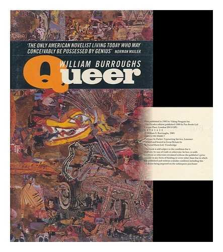 9780330294065: Queer / William S. Burroughs