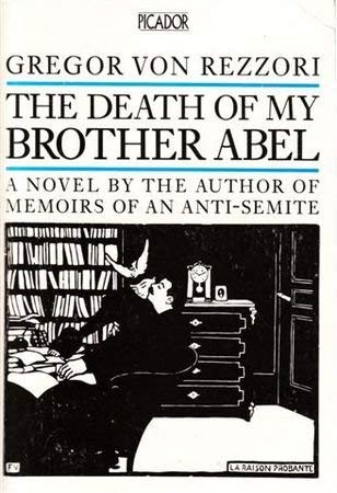 9780330294331: Death of My Brother Abel (Picador Books)