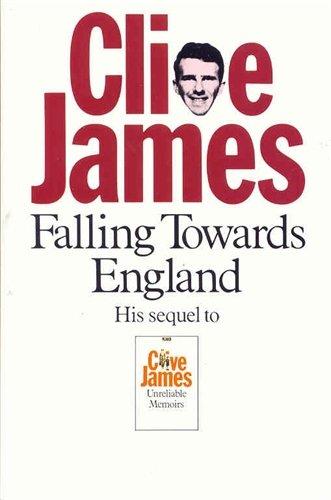 9780330294379: Falling Towards England (Picador Books)