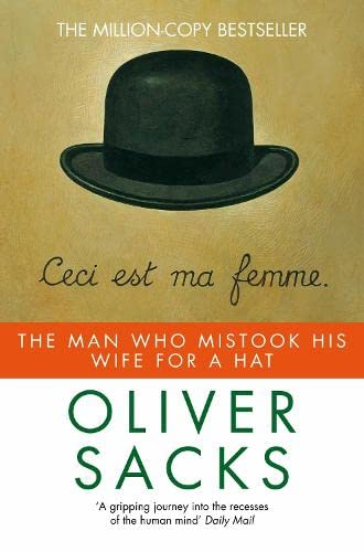 9780330294911: The Man Who Mistook His Wife for a Hat (Picador)