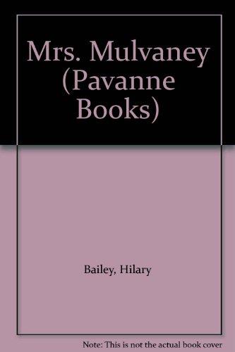 9780330296229: Mrs. Mulvaney (Pavanne Books)