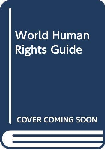 9780330296892: World Human Rights Guide