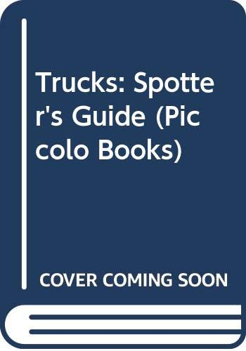 9780330297059: Trucks (Piccolo Books)