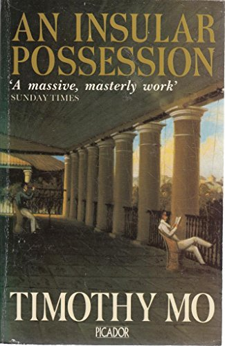 9780330298100: An Insular Possession (Picador Books)