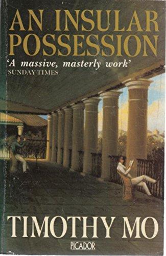 9780330298100: An Insular Possession (Picador Books)