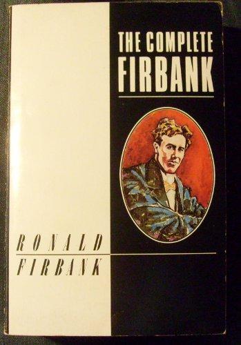 9780330298711: The Complete Firbank (Picador Classics)