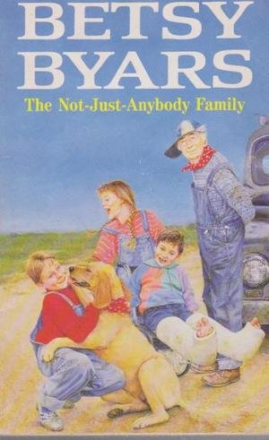9780330299749: The Not-just-anybody Family (Piper S.)