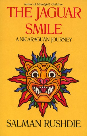 9780330299909: The Jaguar Smile: Nicaraguan Journey (Picador Books)