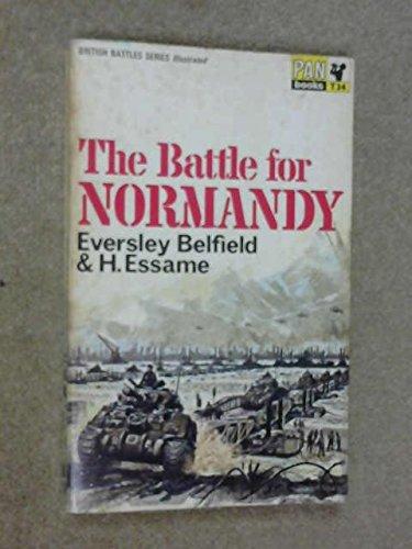9780330300346: Battle for Normandy Belfield