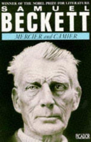 Mercier and Camier: Beckett, Samuel