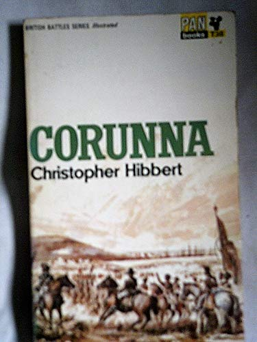 9780330300384: Corunna (British Battles)