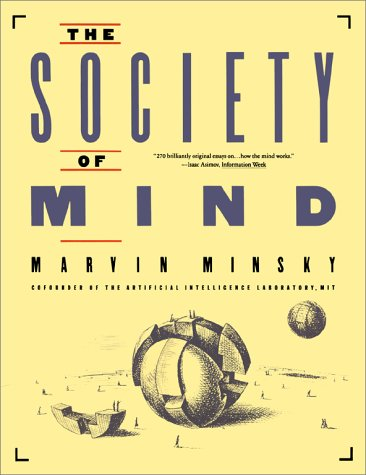 9780330300391: The Society of Mind