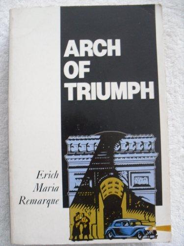 Arch of Triumph (Picador Classics)