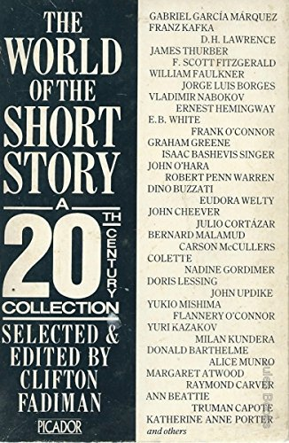 9780330301329: The World of the Short Story (Picador Books)