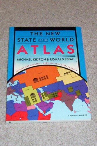 9780330301459: THE NEW STATE OF THE WORLD ATLAS.