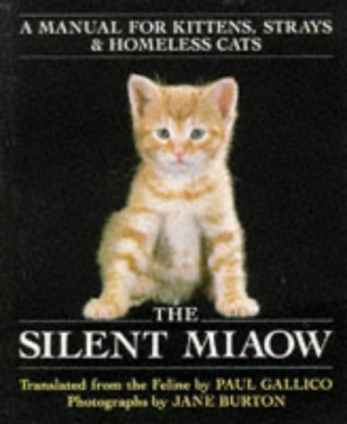 9780330301503: The Silent Miaow