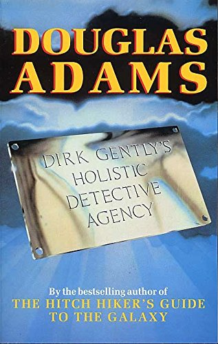 9780330301626: Dirk Gently's Holistic Detective Agency