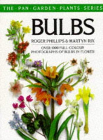 9780330302531: Bulbs (The Pan garden plants series)