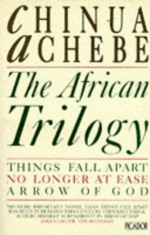 9780330303316: The African Trilogy (Picador Books)