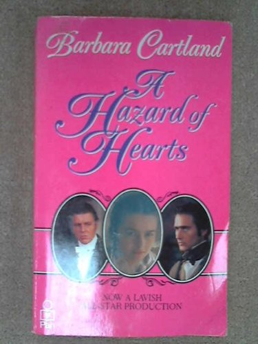 A Hazard of Hearts (033030433X) by Barbara Cartland