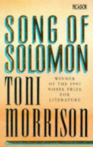 9780330305020: Song of Solomon: A Novel (Picador Books)