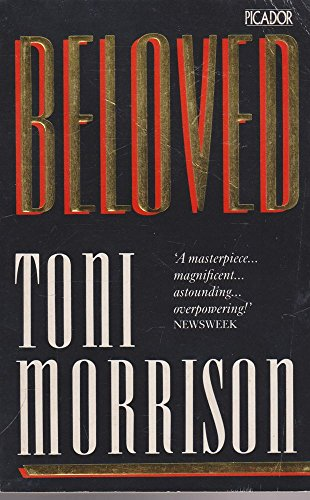 significance of number 124 in toni morrisons novel beloved Turtles toni morrison's maybe one of these traits will connect to the symbolism of the turtle in the book when paul d came to 124, he chased beloved.
