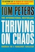 9780330305914: Thriving on Chaos: Handbook for a Management Revolution