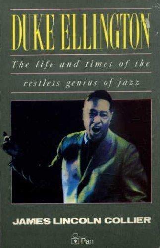9780330306171: Duke Ellington
