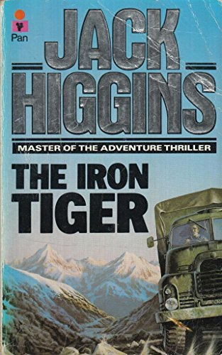 9780330307192: The Iron Tiger