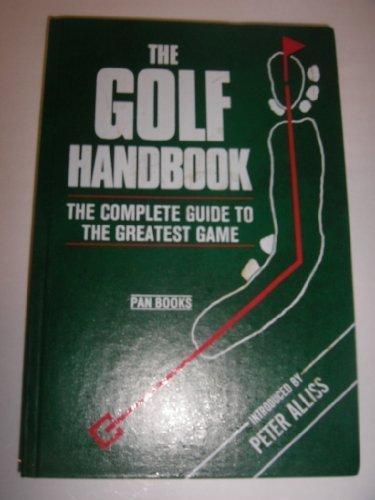 9780330307628: Golf Handbook