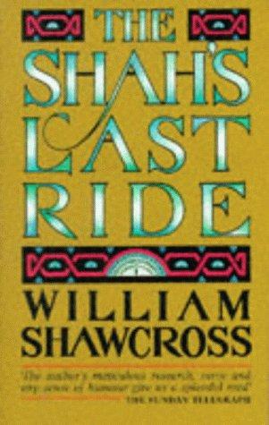 9780330307895: The Shah's Last Ride